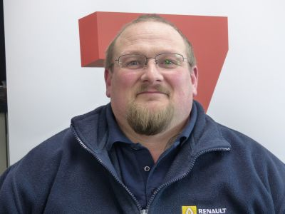 Robert - Parts Manager
