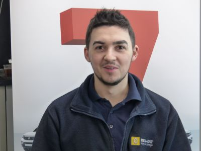 Rhys - Senior Technician