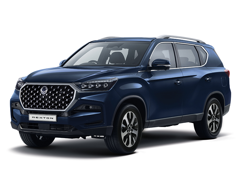 Rexton in Atlantic Blue