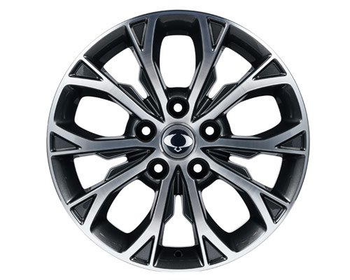 "ELX  – 18"" Alloy Wheel, Diamond Cut"